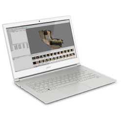 Kit photogrammétrique Agisoft pour Topcon