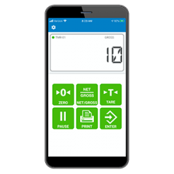 Cab Control App