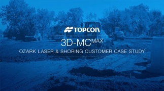 3D-MCMAX - Ozark Laser and Shoring