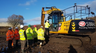 Topcon hosts dig day to showcase Machine Control with Precision Geomatics
