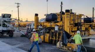 Technology is Integral to Concrete Paving