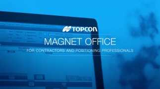 Topcon Workplace | MAGNET Office