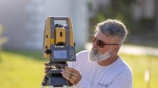 Surveying's Hybrid Vehicle