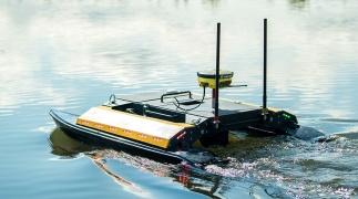 Network brings 'life' to bathymetric survey boat