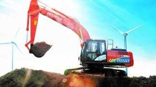 Topcon GB slaat handen ineen met Hitachi voor het leveren van innovatieve machinebesturing