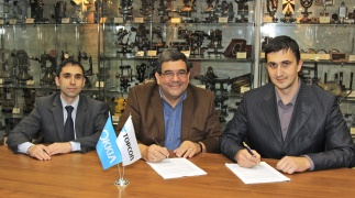 Topcon announces Russian manufacturing agreement