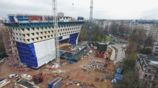 Des mesures méticuleuses pour la nouvelle Maison provinciale d'Anvers