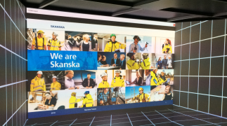 Topcon and Skanska share construction best practice to boost productivity in Japan