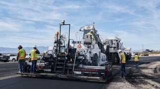Topcon voegt 'Thermal Mapper' toe aan haar portfolio van asfalteringsoplossingen