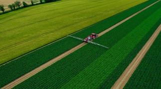 Monitoring crop health to improve potato harvests
