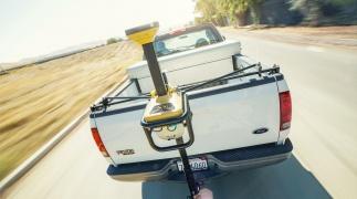 Topcon stellt neue Scanning-Lösung für neue Abläufe bei der Fahrbahnerneuerung vor