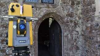Topcon provides modern solutions for heritage project
