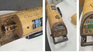Invincible Topcon laser returns to site after surviving disappearance in major floods