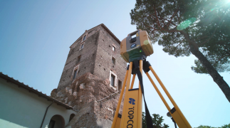 Laser scanning the centuries in ancient Rome