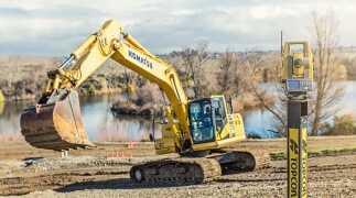 Topcon presenta il nuovo sistema di posizionamento locale (LPS) per escavatore