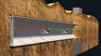 ZED Tunnel Guidance Solution