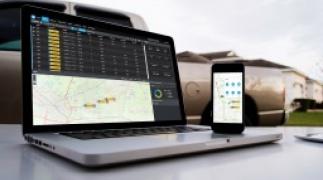 Topcon stellt Logistikanwendung  mit Cloud-Anbindung für den Asphalteinbau vor