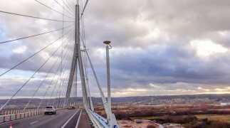 Topcon e James Fisher Testing Services uniscono le forze per un importante progetto per i ponti della Normandia