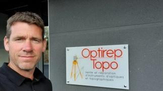 Optirep topo, le sens du service et du conseil en toutes saisons !
