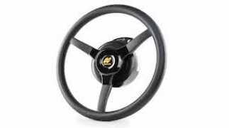 Topcon presenta il volante elettrico AES-35 progettato per veicoli senza cabina