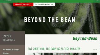 Five Questions: The Evolving Ag Tech Industry