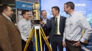 TOPCON LAUNCHES NEW GTL-1000 AT DIGITAL CONSTRUCTION SUMMIT