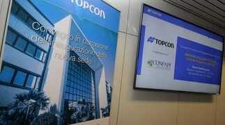 Dal Giappone alle Marche, Topcon cresce e inaugura la nuova sede ad Ancona