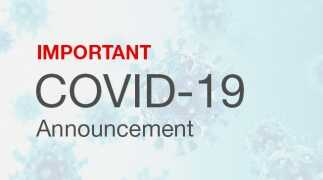 Important COVID-19 Operations Information for Our OEM Customers and Partners