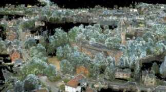 Bad Hersfeld is built in a day – but digitally!