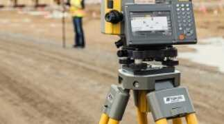 Always on point: layout better and faster with Topcon's new GT Series