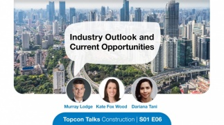 Topcon podcast looks at current state of construction industry, opportunities for growth and more