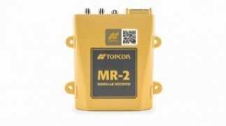 Modularer GNSS-Empfänger von Topcon für ein breites Einsatzfeld