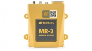 Modulaire GNSS-ontvanger van Topcon kan worden geïntegreerd met uiteenlopende toepassingen