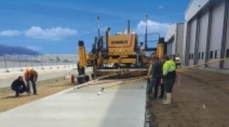 Topcon announces concrete paving 'Roadshow' in Montana