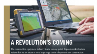 A revolution in construction technology's coming