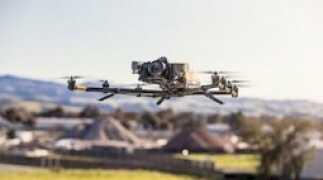 Due grandi categorie di UAV sulla base della meccanica del volo: Multicottero ed Ala Fissa
