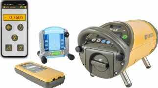 Neuer Laser mit Mobile App-Display vereinfacht Rohrverlegungen