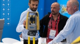 Topcon's transformative technology for vertical construction on show at INTERGEO