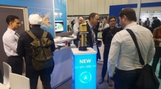 The Topcon team heads to Digital Construction Week