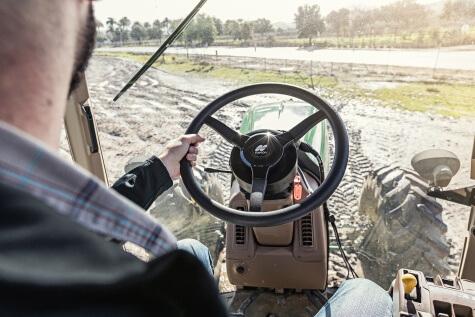 we werken op bijna alle landbouwmachines