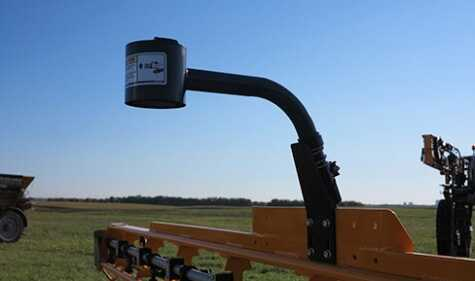 OPTIONAL BOOM LEVELING FOR SPRAYERS