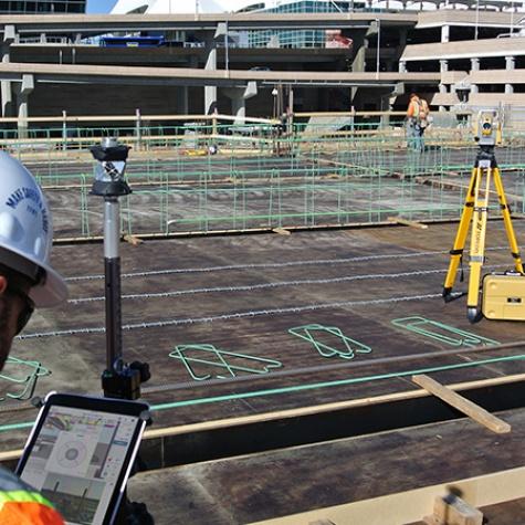 Überblick und Kontrolle über den Baufortschritt behalten