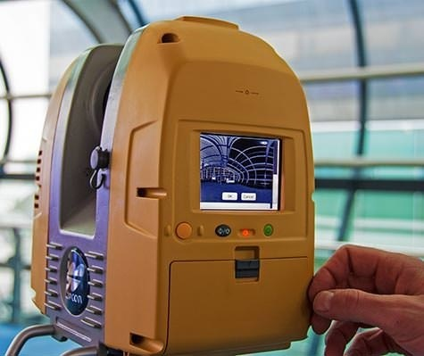 Adopt Laser Scanning