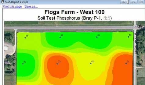 Analysis for the Professional Agronomist