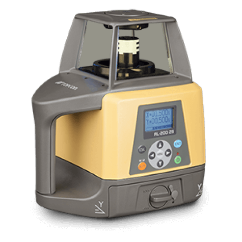 Upgrade to a sloping laser for more uses