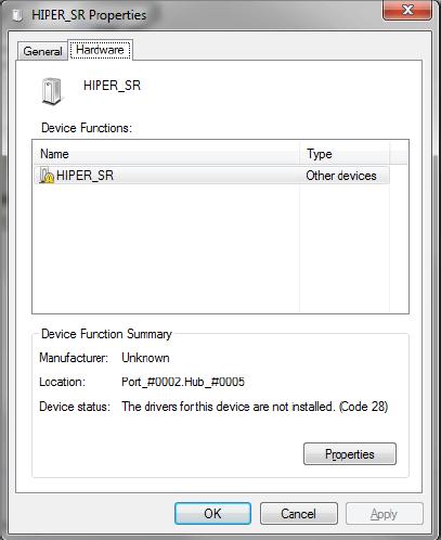 Topcon GNSS USB Driver Installation | Topcon Positioning
