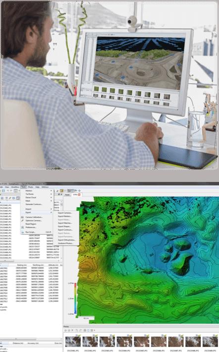 Agisoft Photogrammetric Software: Basic Training - Export | Topcon