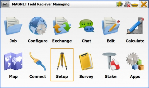 how to download topcon magnet field file